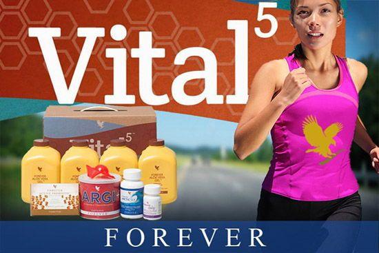 Come possiamo fare per garantire al nostro organismo tutti i nutrienti di cui ha bisogno ogni giorno? Una risposta può essere Vital 5 - Forever Living Products.