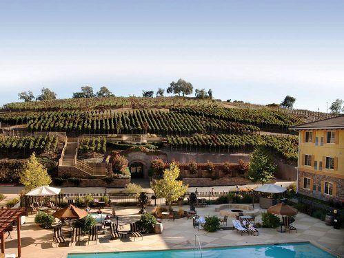 meritage resort spa outdoors The Top 3 Affordable Luxury Wine Hotels in Napa/Sonoma
