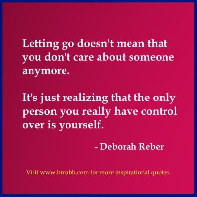letting go of a relationship that doesnt exist quotes