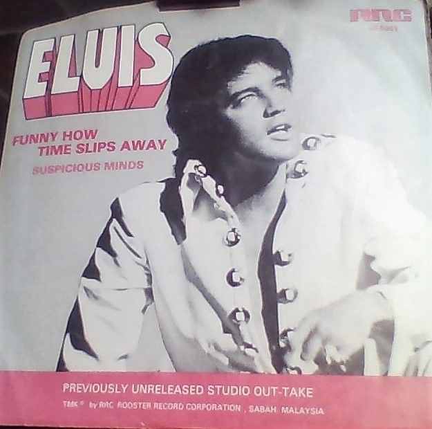 Seldrup Collection Elvis Bootleg not RCA, but RRC | Various