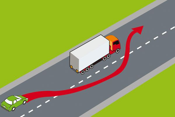 Pulling off a safe overtaking move is difficult with multiple hazards to look out for. Here's a guide to getting past slower traffic safely.
