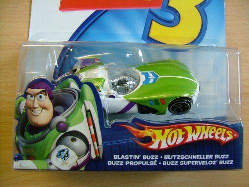 Toy Story 3 - Blastin' Buzz