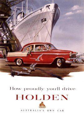 '58 FC Holden