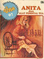 7. Anita dan Alat Pemintal Tua