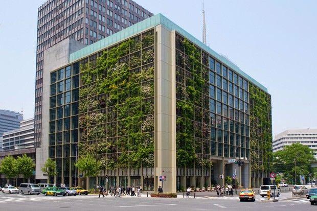 Membuat sistem pertanian di kota besar Jepang hampir tidak mungkin dilakukan, mengingat terbatasnya ruangan. Namun keterbatasan ini tidak menjadi halangan