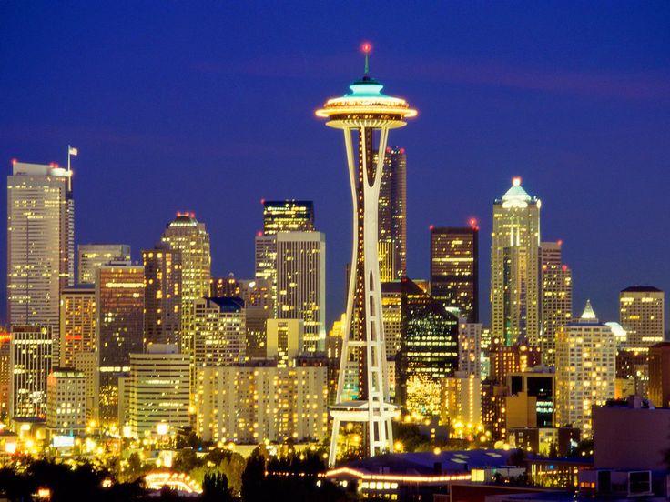 washington: Spaces Needle, Cant Wait, Seattle Skyline, Emeralds Cities, Favorite Places, Grey Anatomy, Washington States, Sweet Home, Seattle Washington