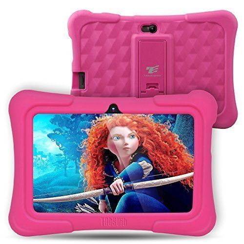 Kids Tablet 7'' Disney Edition Camera Preinstalled Educational Games Videos NEW  #KidsTablet