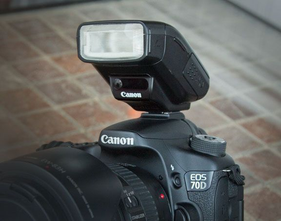 Take It Anywhere Compact Versatile Flash Canonspeedlite Canon270exii Portableflash Canon Camera Photography Canon Digital Camera Canon Eos