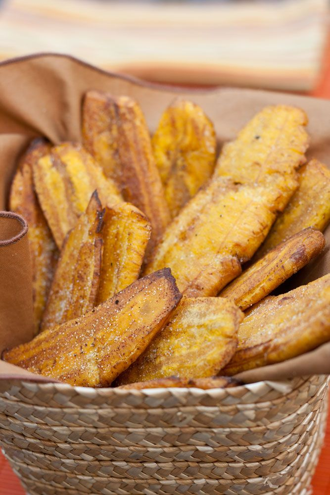 Salted Plantain Chips. My new addiction!! Use coconut oil to cook these yummies.