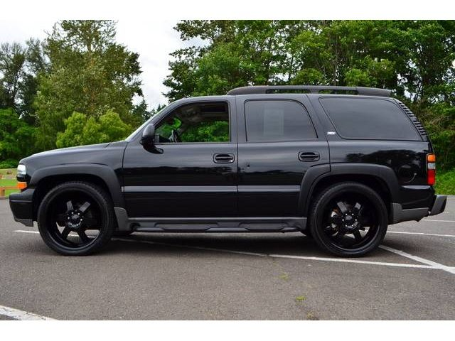 Raleigh Pre Owned >> 2005 Chevrolet Tahoe Z71 LT - Photo 1 - Milwaukie, OR 97267 | black autos faves | Pinterest ...