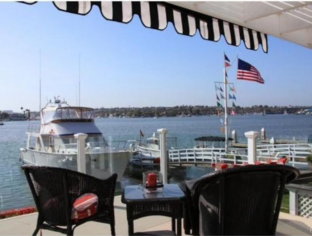 luxurious living on the water in this amazing home on Bay Island