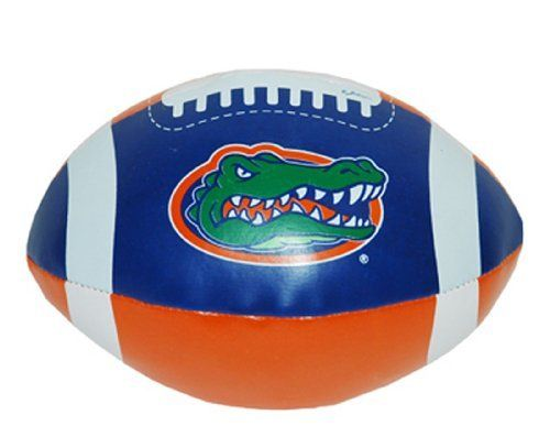 NCAA Florida Gators PVC Football by Game Day Outfitters. $6.00. Florida Gators Ball Football Pvc