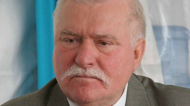 Ex-presidente polaco Walesa 'lamenta' no ser judío