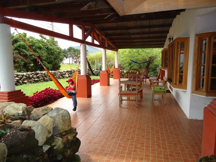 veranda nice