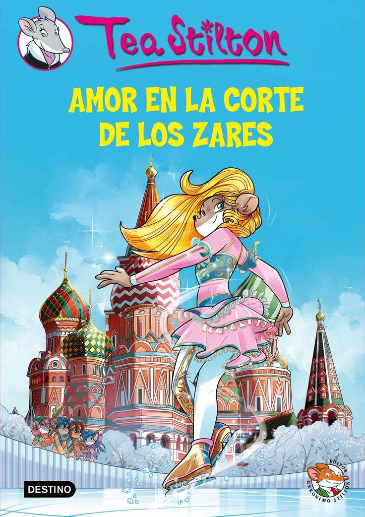 Amor en la corte de los zares, de Tea Stilton - Enlace al catálogo: http://benasque.aragob.es/cgi-bin/abnetop?ACC=DOSEARCH&xsqf99=764964