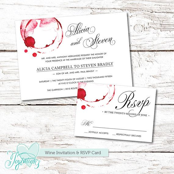 72 best wedding invitations images on pinterest etsy shop