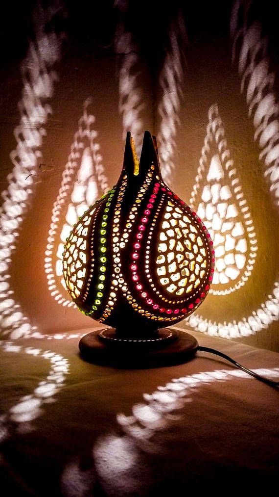 Gift for her Best Wedding Day Gifts Gourd lamp St.Patrick's Day shadow light moroccan furniture bohemian art pendant light pomegranate decor 246e6f8507225267f0ef65931a3032c4