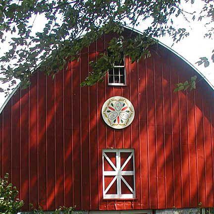 Pennsylvania Dutch Barns Berks County