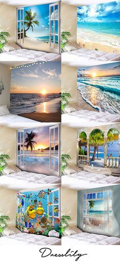 Home decor ideas for Living Room,find the latest wall tapestries at Dresslily.com.FREE SHIPPING WORLDWIDE!#nature