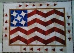 Block Flag | quilt qov | Pinterest | Flags