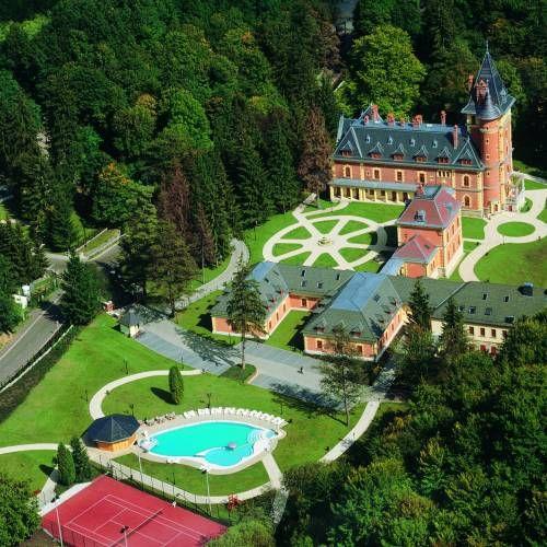 Castlehotel Parádsasvár   Hungary