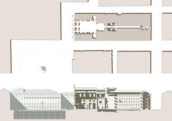 Remodelação do Edifício Sede do Banco de Portugal, Lisboa, Portugal - Gonçalo Byrne Arquitectos + João Pedro Falcão de Campos