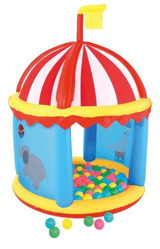 Opblaasbare Ballenbak - Circus (Bestway)