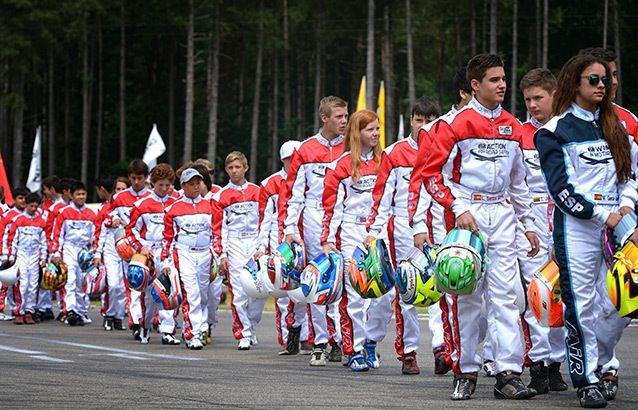[CIK-FIA - Academy Trophy] En route pour le Trophée Académie de Karting CIK-FIA 2015