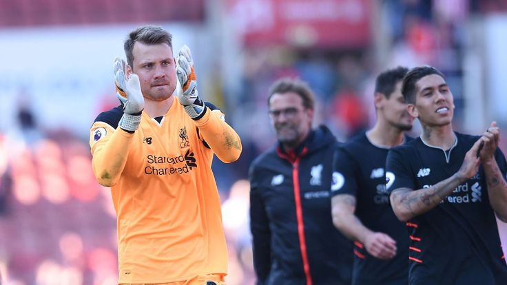 Simon Mignolet 'looking ahead' after winning Liverpool No. 1 spot back