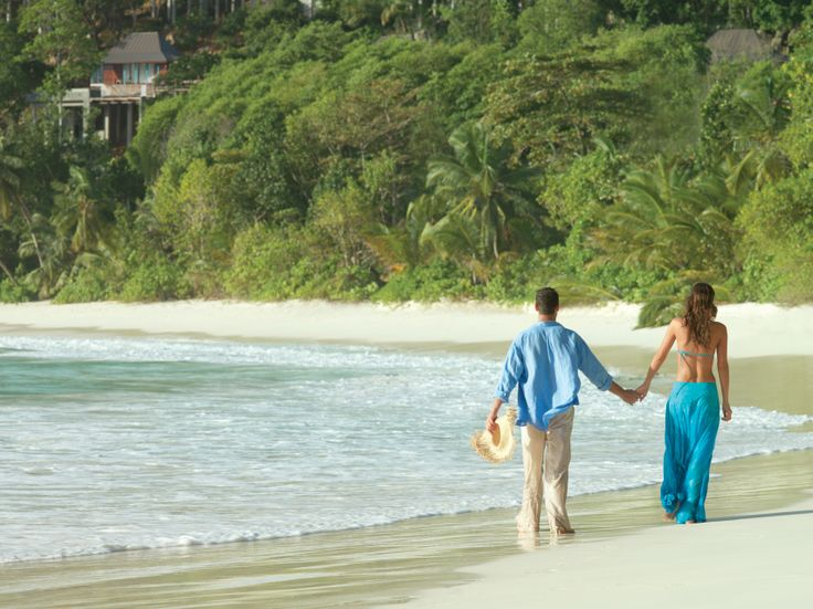 Time together in paradise... #FromSeychellesWithLove