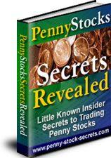 Penny Stock Secrets Revealed E-Book - Little know insider secrets to trading penny stocks to pick the list of penny stocks. www.digitalbookshops.com  #Business #Investing #Equity  #Stock