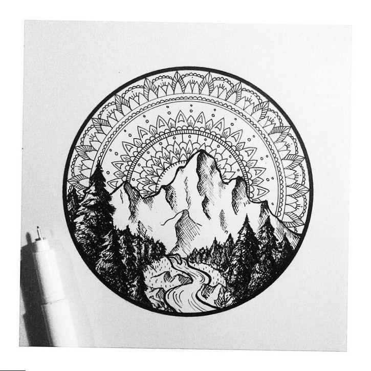 Professional illustrations + sketches // Graphic design