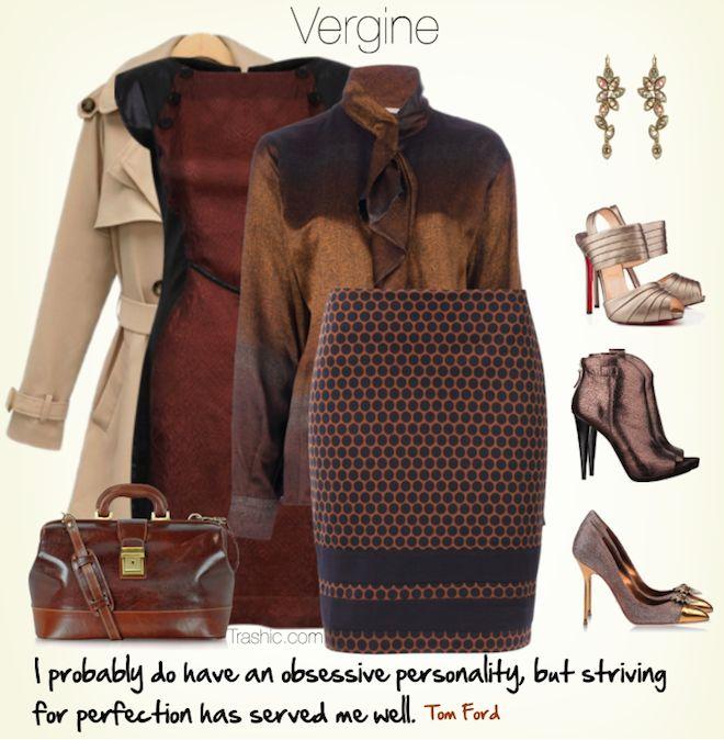 Non seguire la moda, trova il tuo stile. Le caratteristiche del tuo segno ti danno indicazioni: qual è l'abbigliamento più adatto per la Vergine?