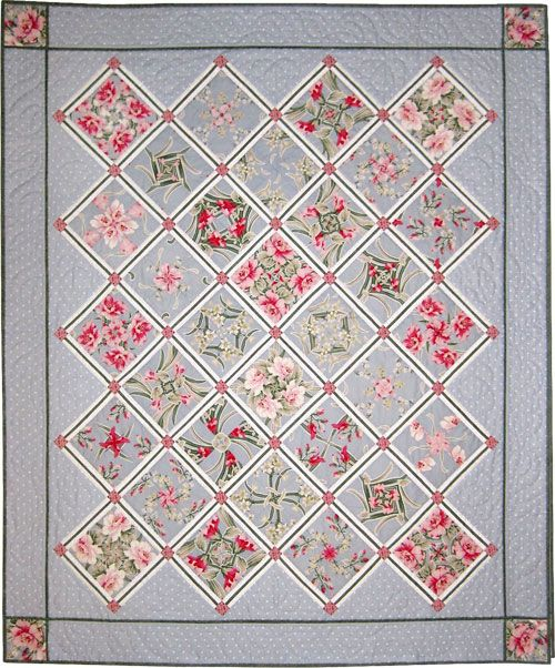 1000+ images about 4 patch stack & whack quilts on Pinterest Kaleidoscopes, Quilt and Patch Quilt