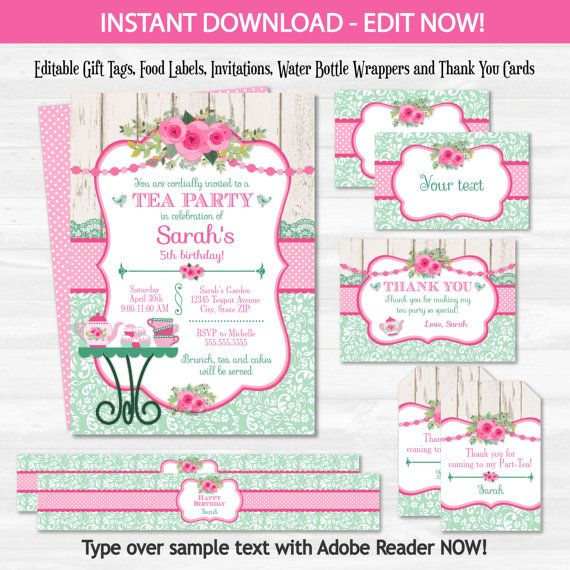 1045 best Gift ideas images on Pinterest Birthday invitations - best of sample invitation to birthday party