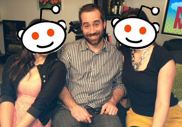 Nat and Marie to host reddit's EPIC 1st Black Friday Livestream!! Front page of the Internet (and Colbert), here we come!!!