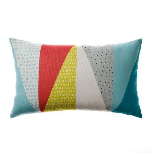 Home Republic Modern Jungle Cushion Coral Peak, cushion, cushion cover