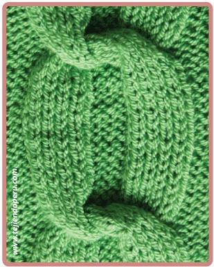 Cuerdas Tejidos, Tejidos Telar Dos, Tejido Puntadas, Tejidos A Crochet, Otros Tejidos, Tejido De, Puntadas Tejidas, Crochet Agujas, Trenza Anudada