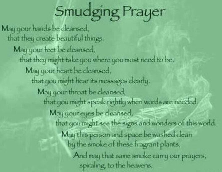 17 Best Ideas About Smudging Prayer On Pinterest Sage