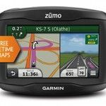 Zumo 350LM   Zumo 350LM is a motorcycle GPS Navigation with many advantages when using GPS navigation. Just like a walk into a new place with friends or family without anxiety or fear of getting lost. Zumo 350LM will show you the direction to where you are going.