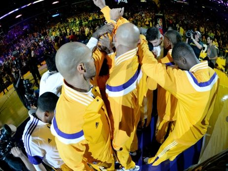 Lakers vs. Rockets (10/28/14)