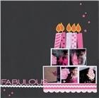 ScrapbookScrapbook Ideas, Scrapbook Layouts, Birthday Parties, Birthday Scrapbook Page, Scrapbook Layout Birthday, Scrapbook Pages, Scrapbook Birthday, Birthday Cake, Birthday Ideas