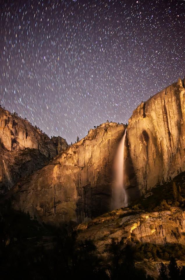 Stars over Yosemite National Park: Creation Yosemite Trip, Favorite Places, Outdoor Adventures, California, National Parks, Yosemite National Park, Space, Night Sky