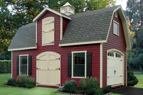 1000 images about storage shed on pinterest storage for Dutch barn shed plans