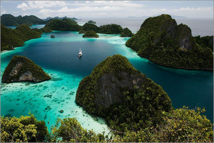 papua new guinea landscape - Google Search