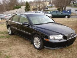 8th car, 2000 Volvo S80 T6
