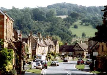 Broadway, Cotswolds. Seemed like the quintessential charming Cotswold village when I was there.