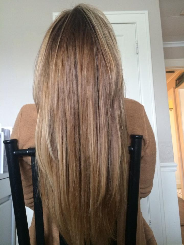 Bombshell Hair Is Soft And Sexy Seamless Long Layers