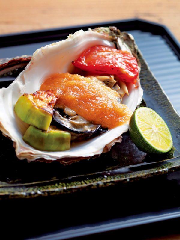 Gorgeous presentation ~ Kyoto cuisine, Japan