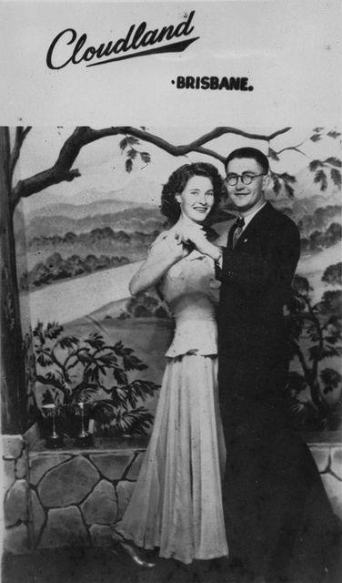 Dancing at Cloudland, Bowen Hills, Brisbane, 1948 | Flickr - Photo Sharing!